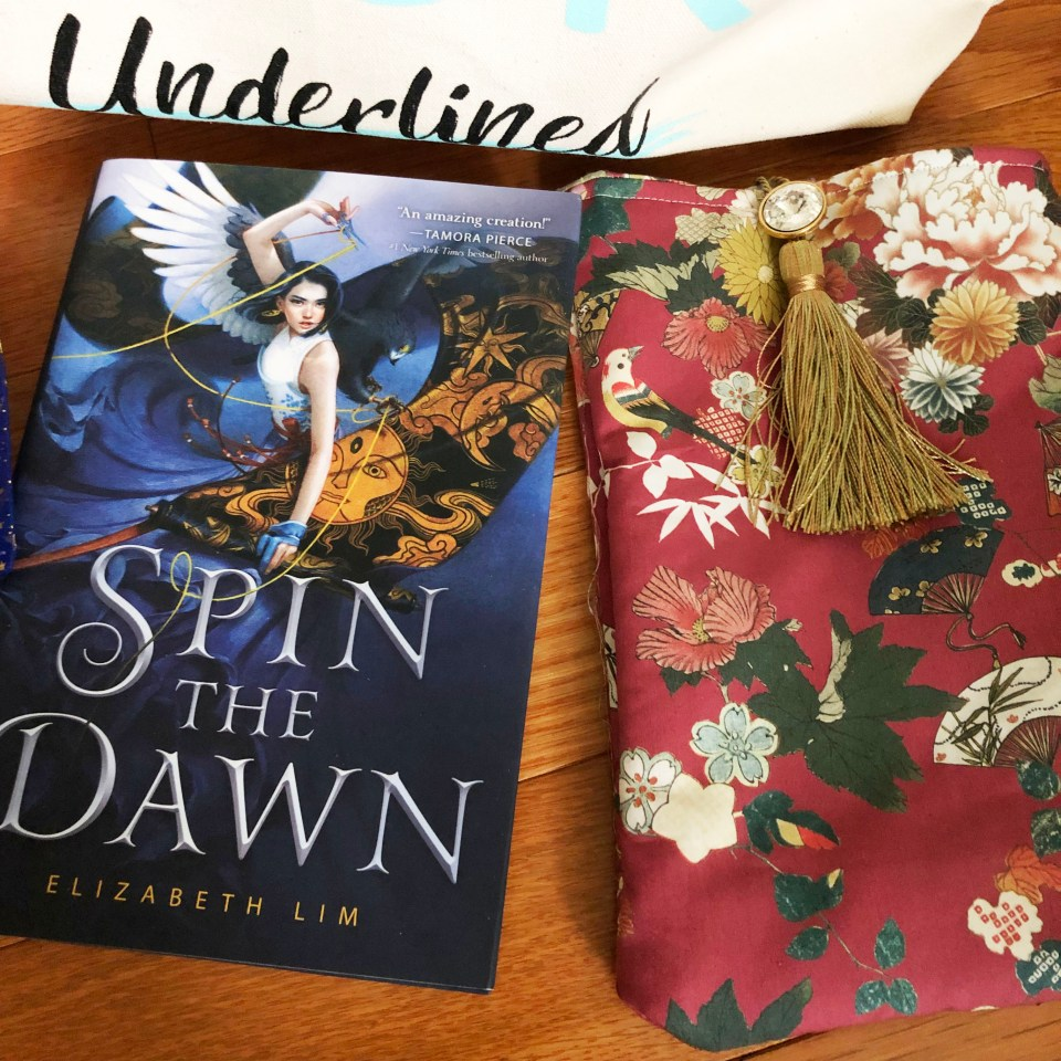 Spin the Dawn - Sip & Sew 13