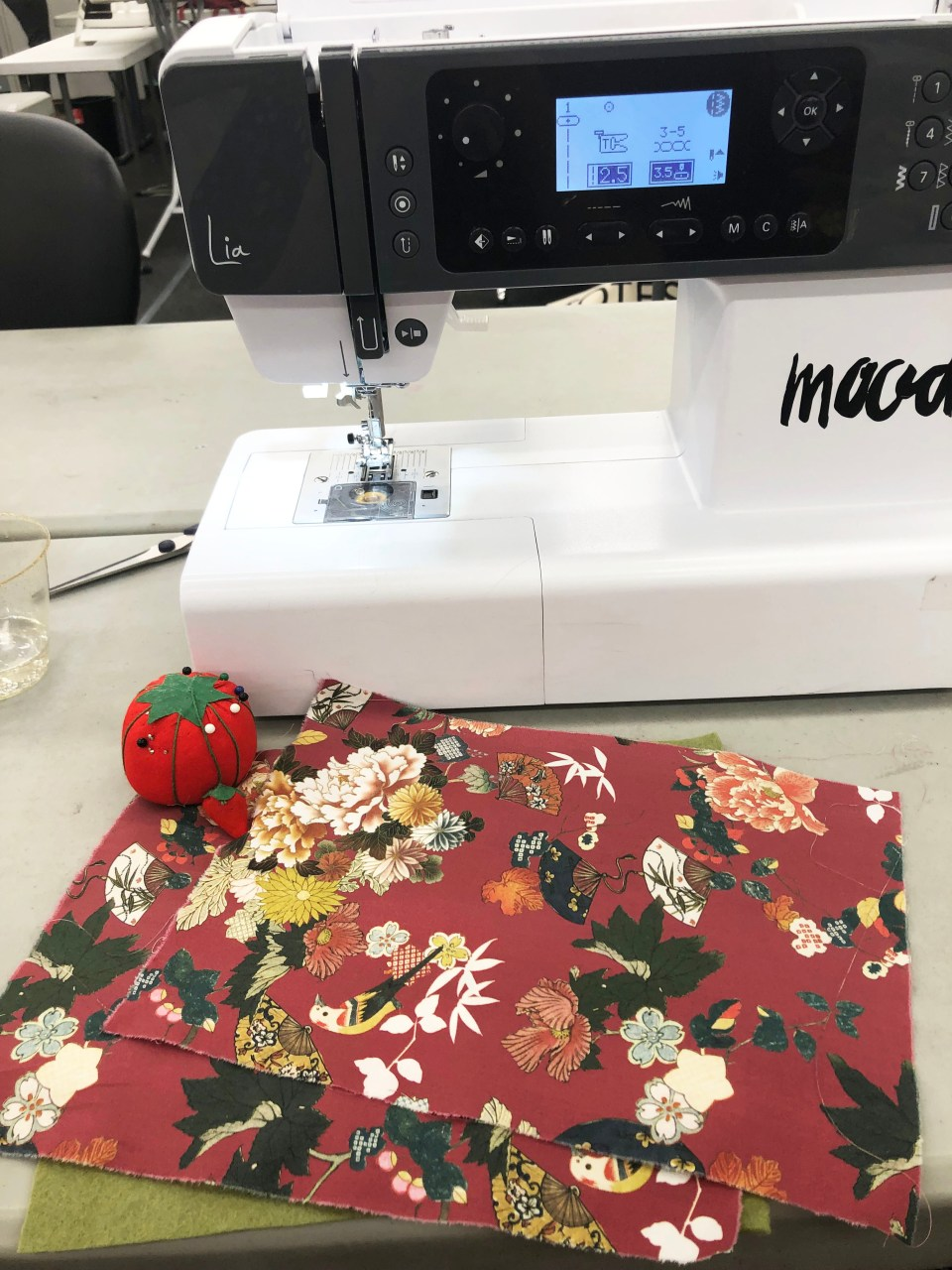 Spin the Dawn - Sip & Sew 5