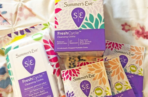 Summer's Eve FreshCycle