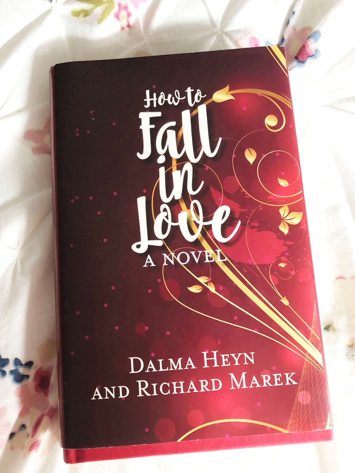 How to Fall in Love - Book