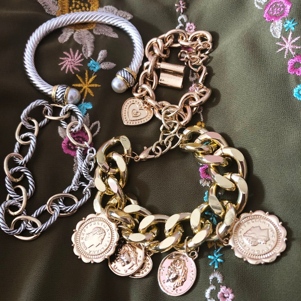 The Styled Collection Bracelet Stack 1