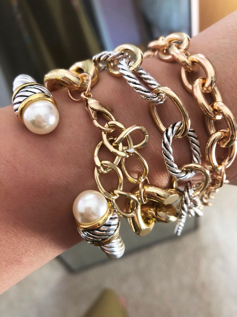The Styled Collection Bracelet Stack 2