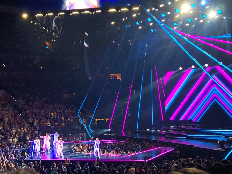 Backstreet Boys Concert 10