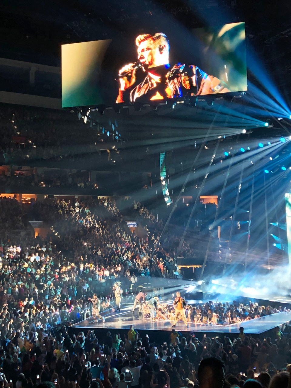 Backstreet Boys Concert 3