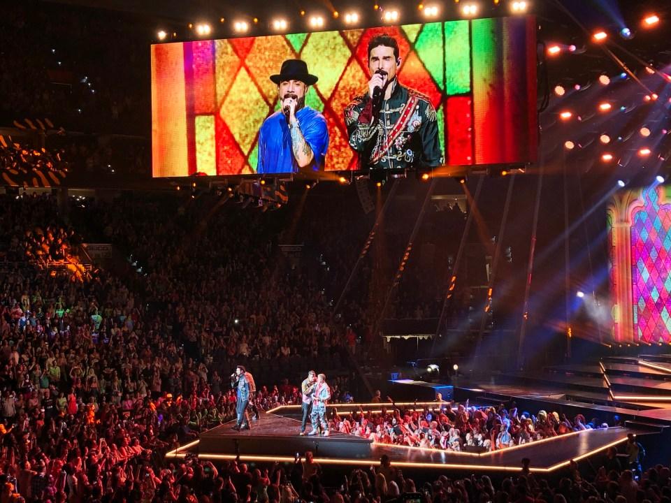 Backstreet Boys Concert 6