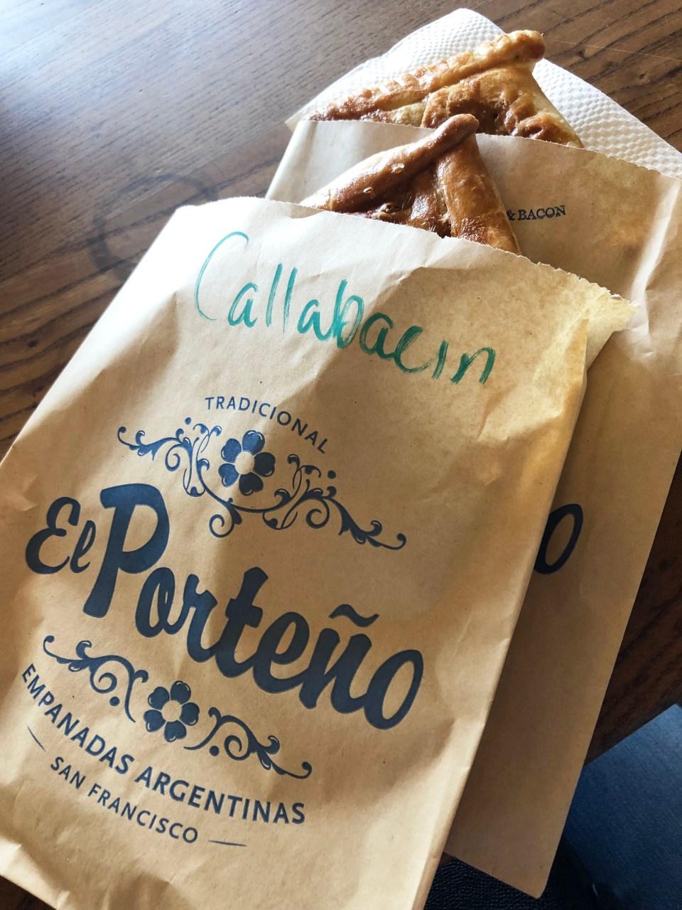 El Porteno - Empanada