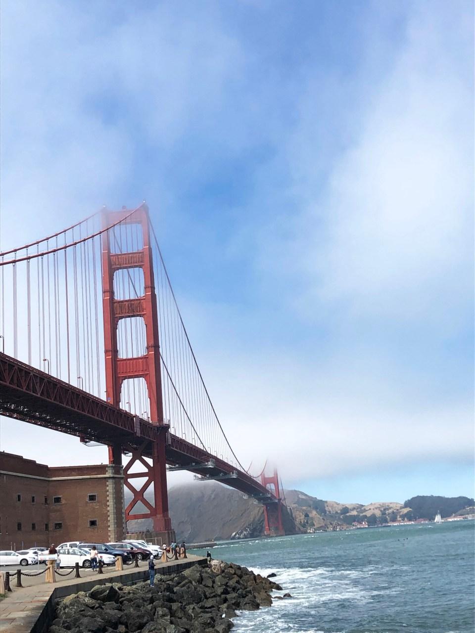 Golden Gate Bridge 18