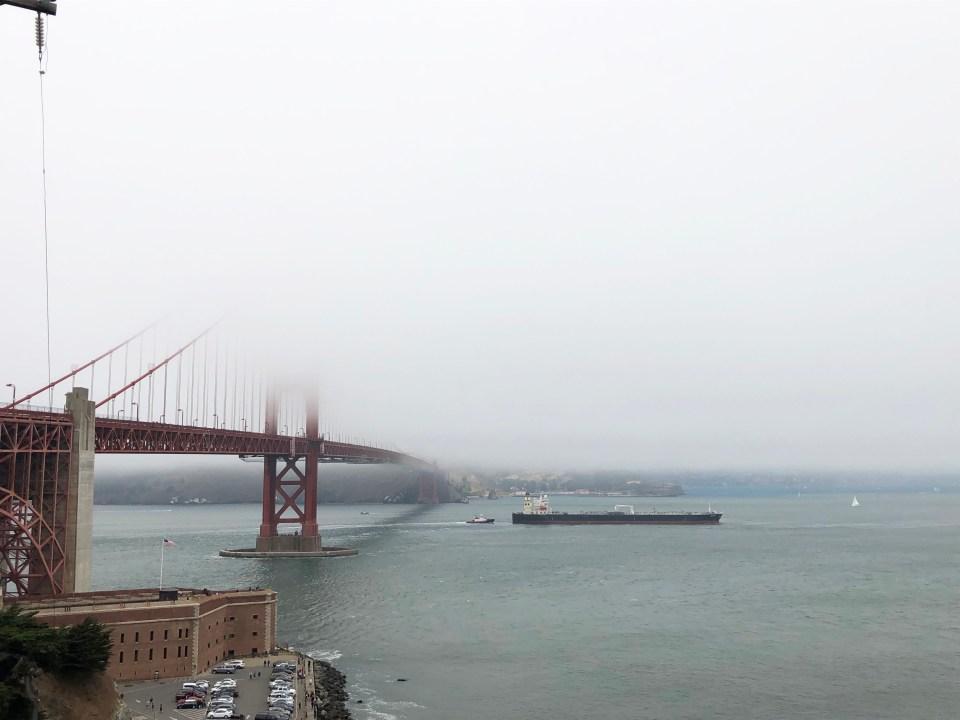 Golden Gate Bridge 7