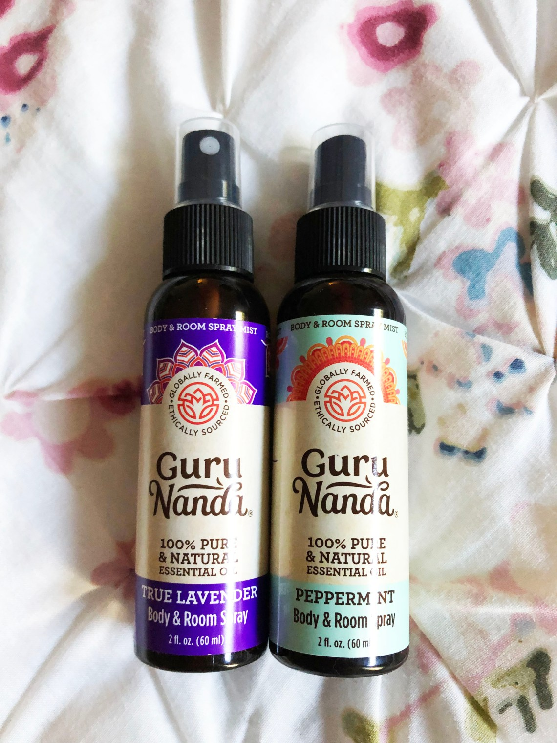 Guru Nanda Sprays