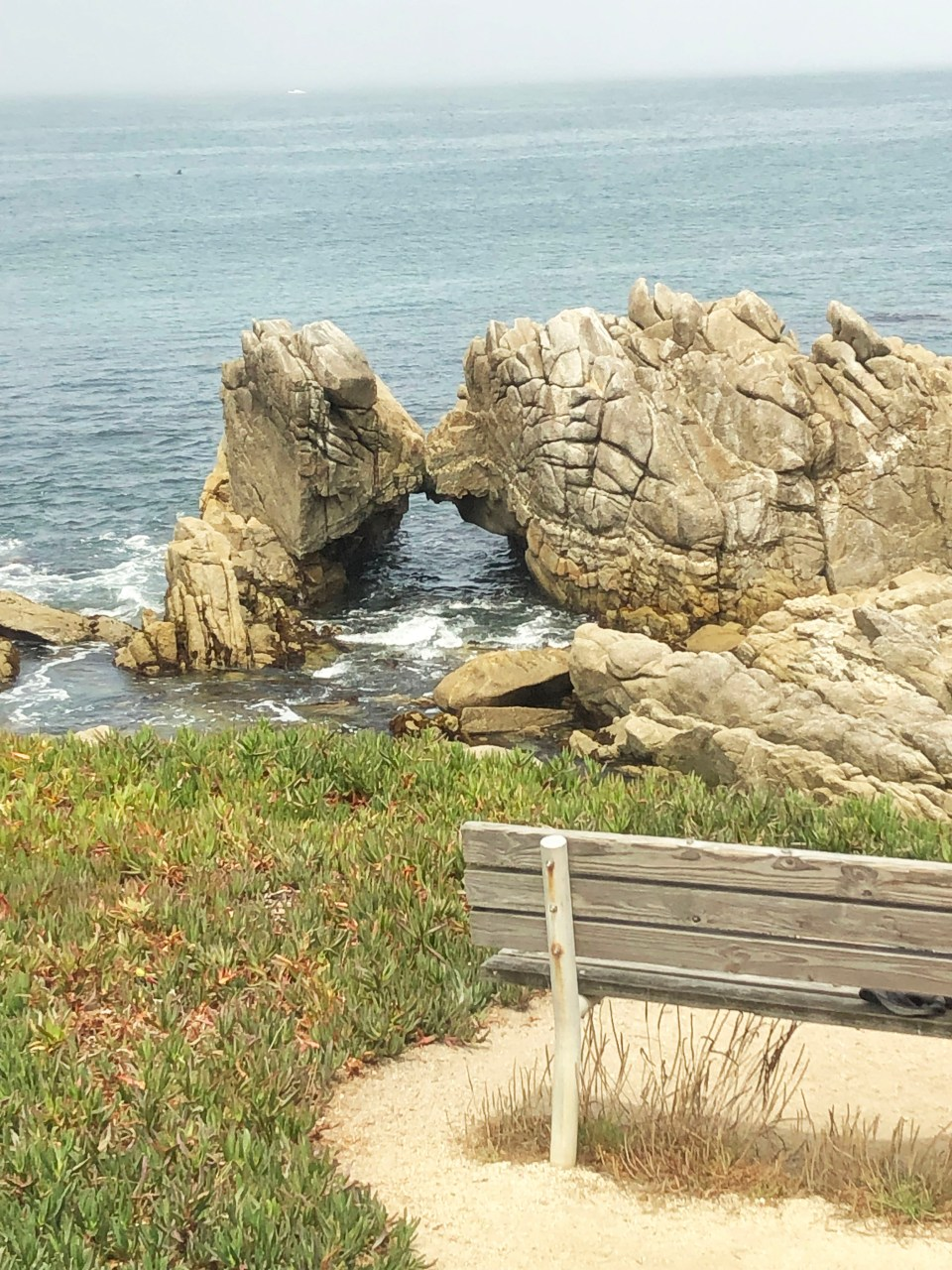Monterey - Kissing Rocks