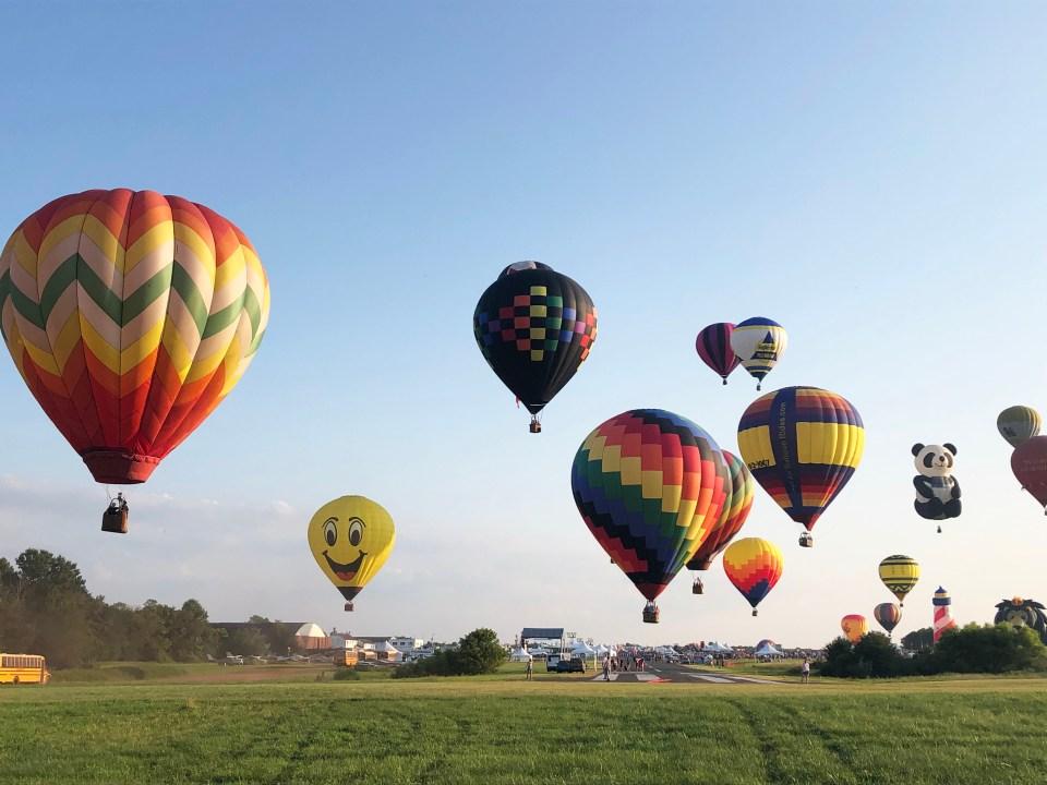 NJ Balloon Festival 2019 13