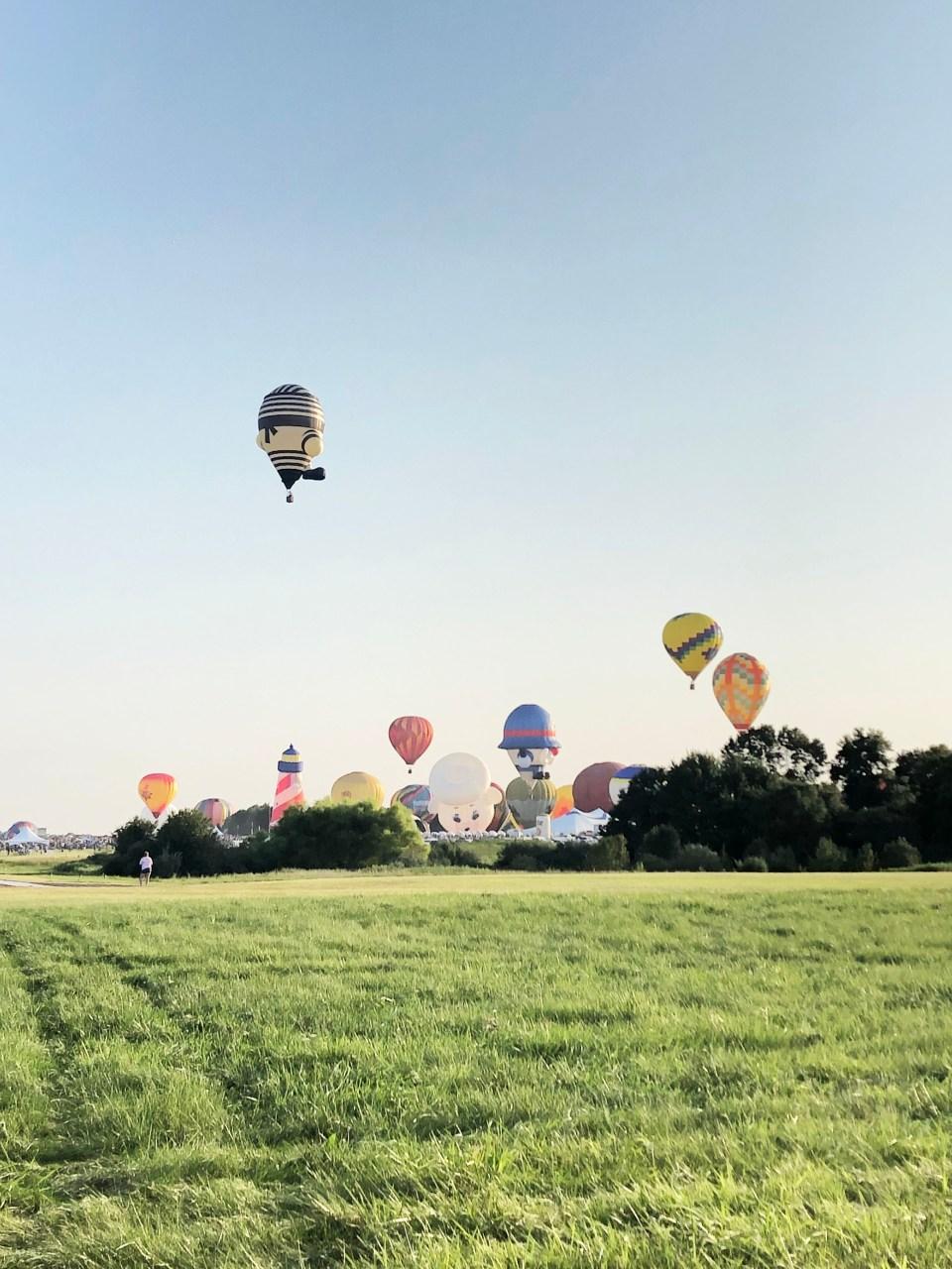 NJ Balloon Festival 2019 2
