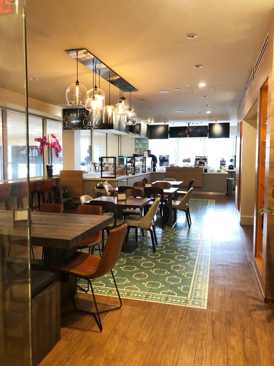 PALM Health - Cafe