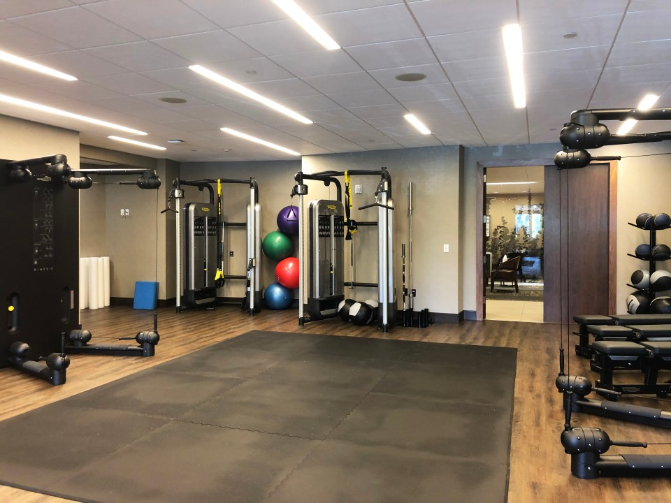 PALM Health - Fitness Room