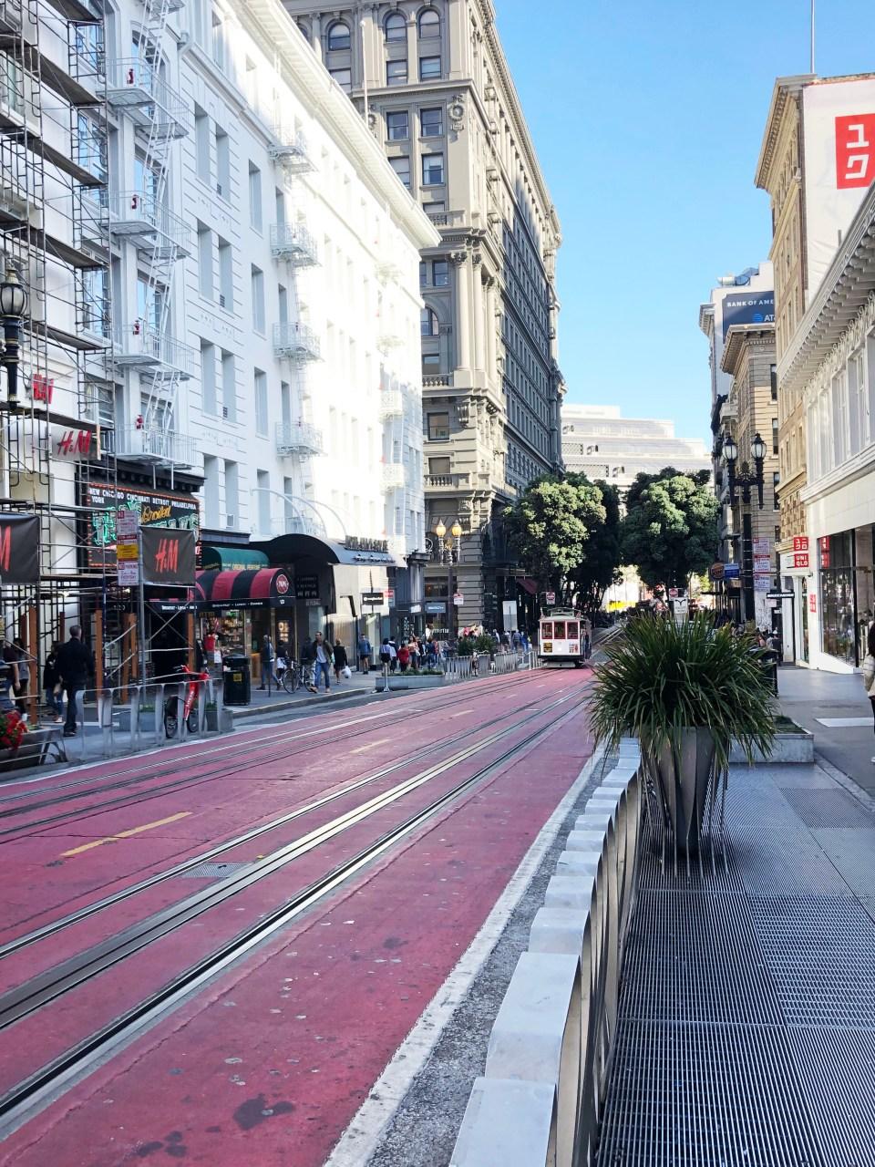San Francisco - cable car 1