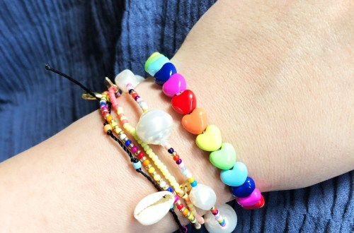 Summer Bracelet Stack