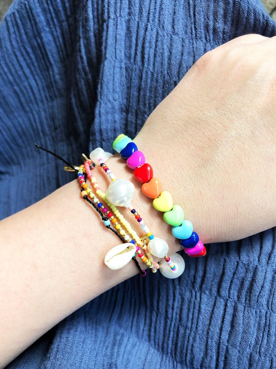 Summer Bracelet Stack 5