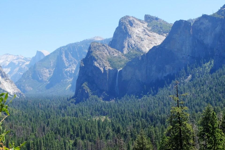 Yosemite National Park - Bridalveil 2