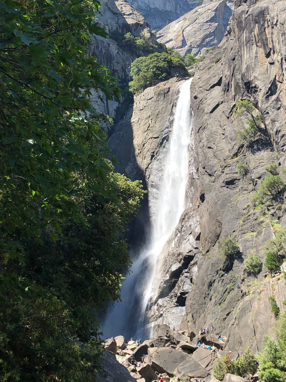 Yosemite National Park - Yosemite Falls 1