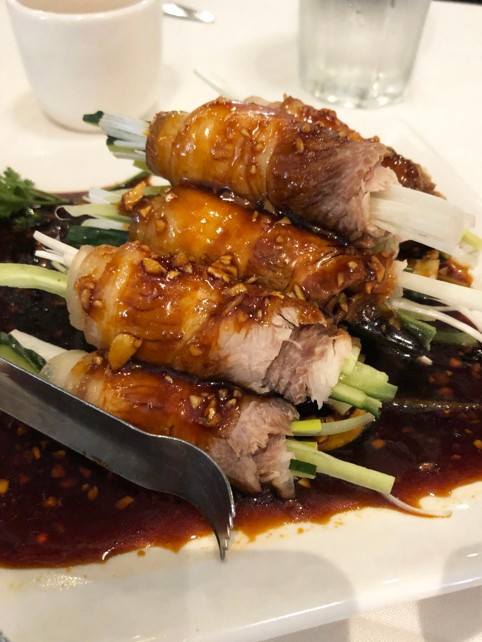 Chef Yang's 46 - Sliced Pork Belly