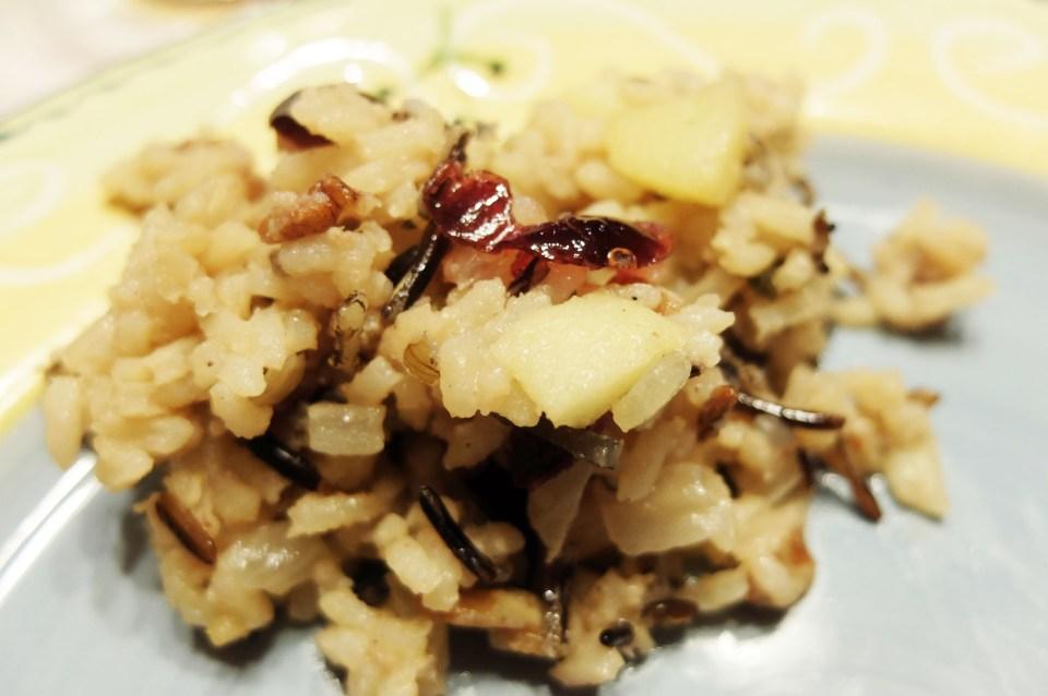 Cranberry Apple Pecan Wild Rice 14