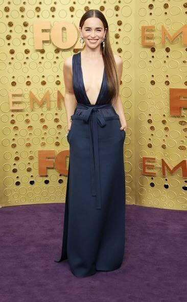 Emilia Clarke - Emmys 2019