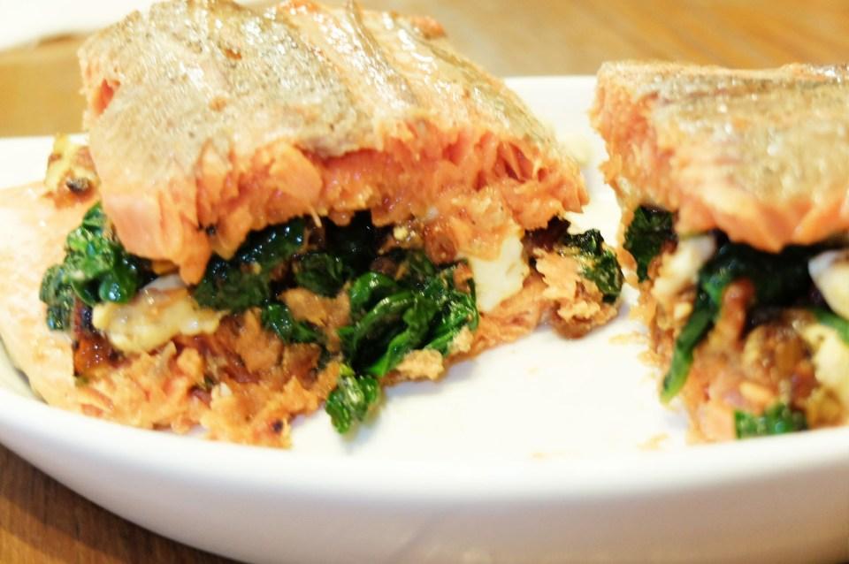 Stuffed Salmon 12