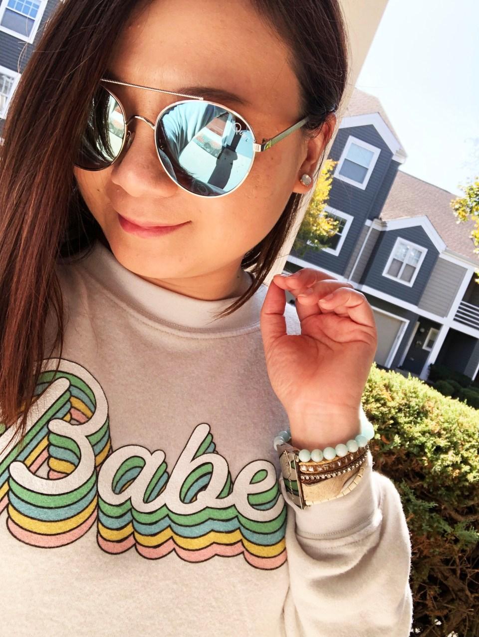 Babe Sweatshirt 18