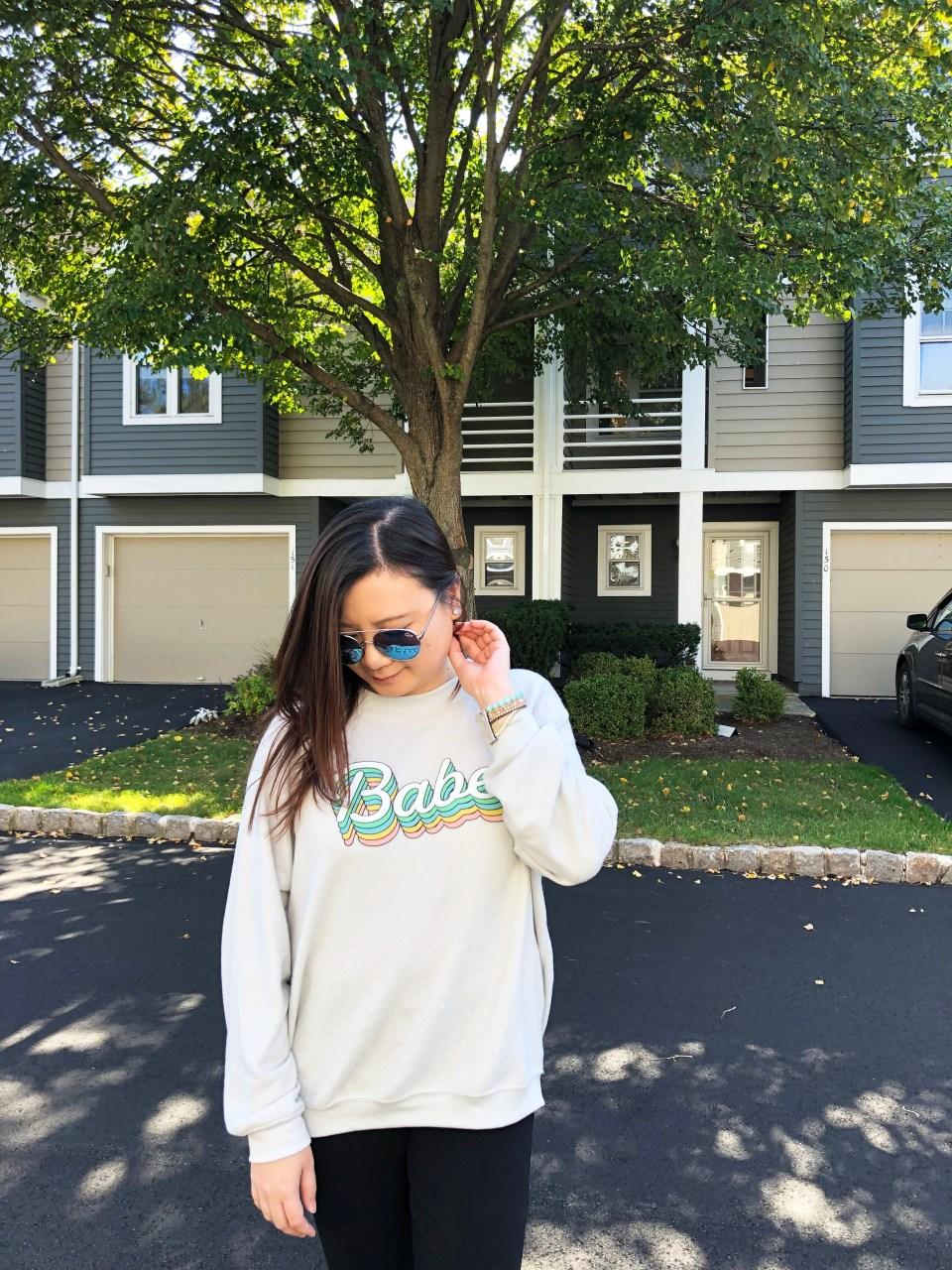 Babe Sweatshirt 6