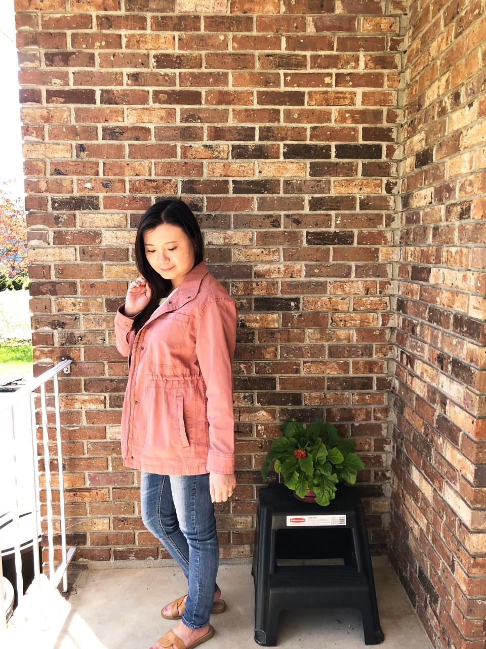 Rose Utility Jacket 3