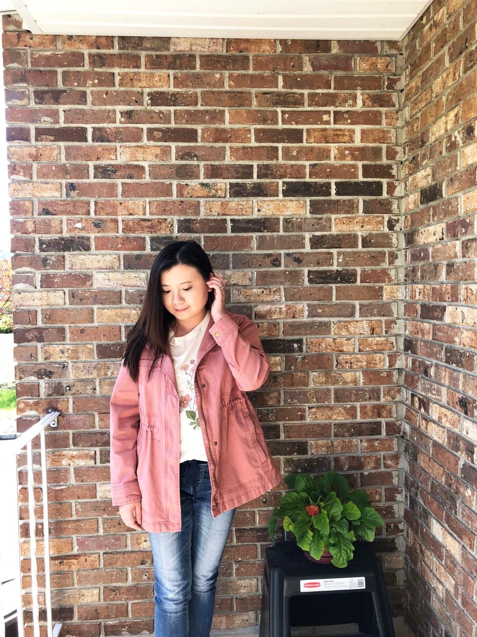 Rose Utility Jacket 6