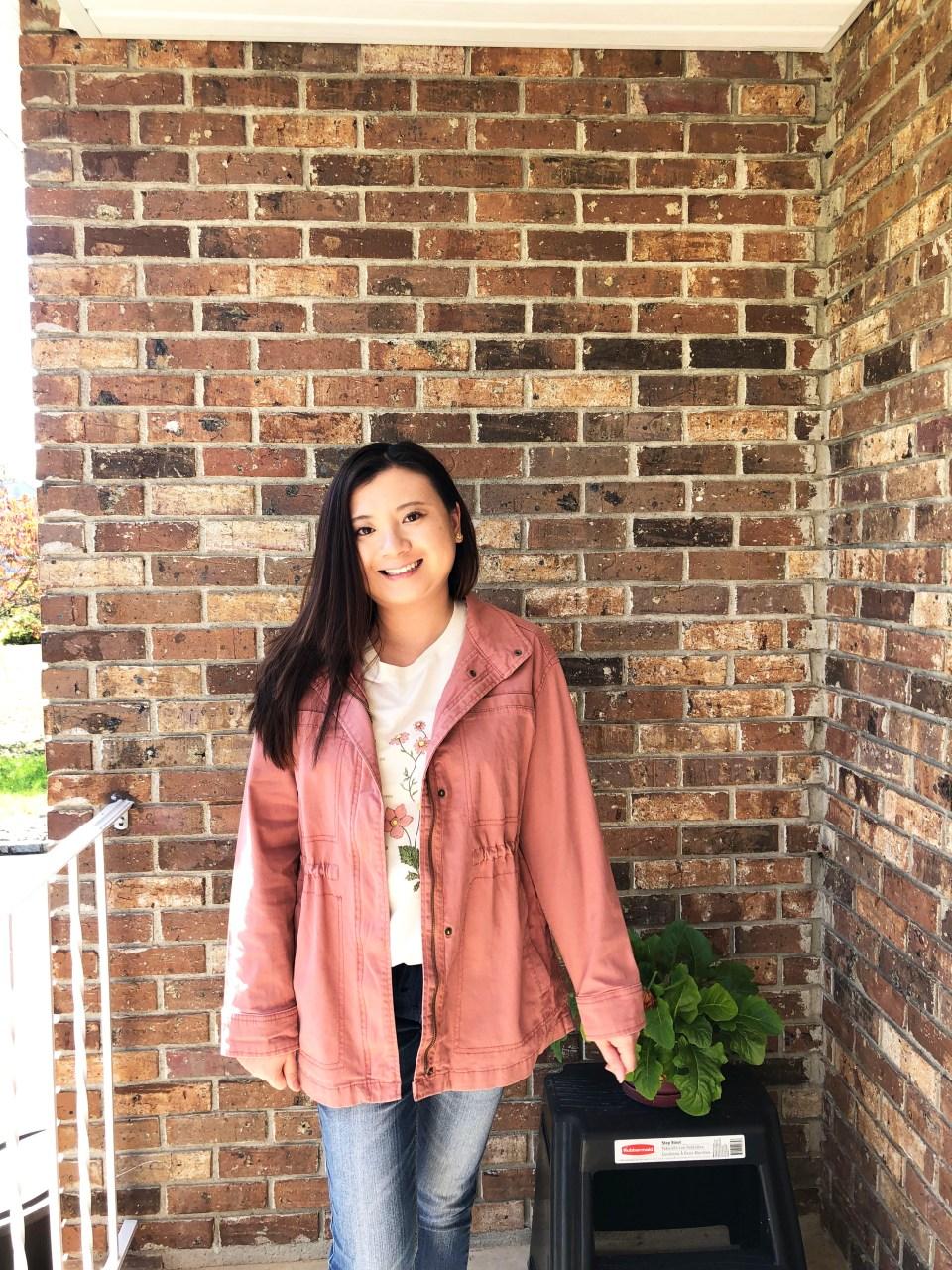 Rose Utility Jacket 8