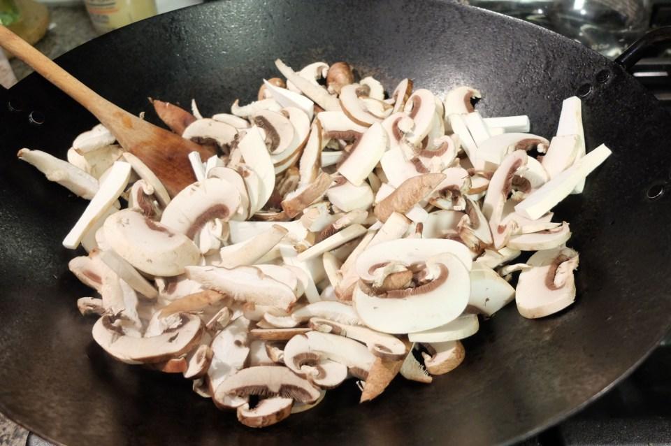 Wild Rice & Mushroom Pilaf 5