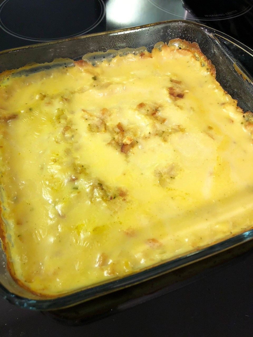 Chicken Stuffing Bake 7