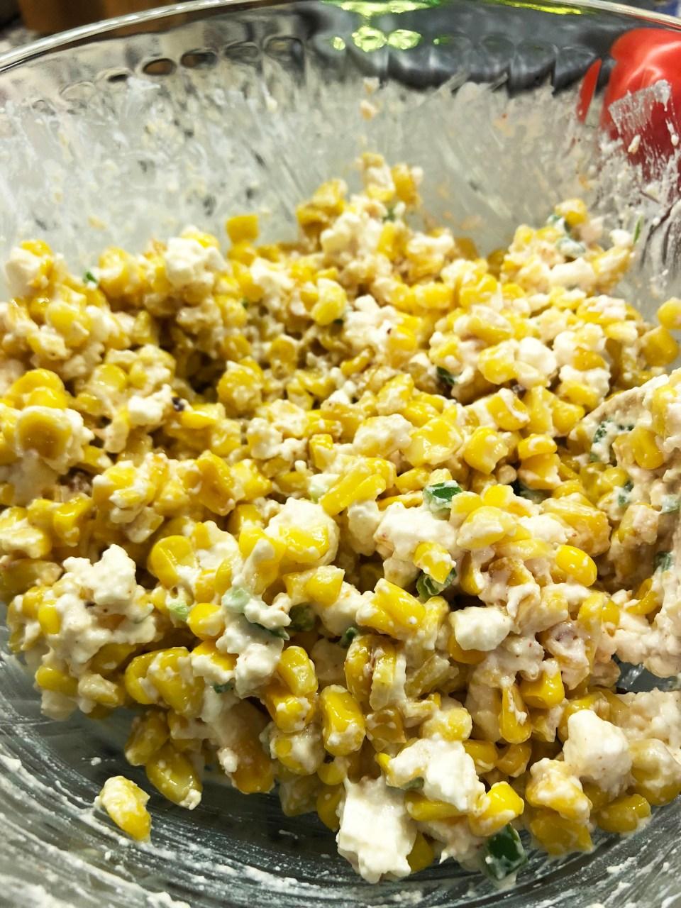 Mexican Street Corn Salad 10
