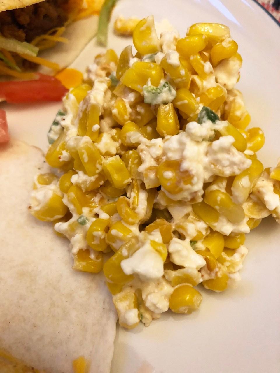 Mexican Street Corn Salad 11