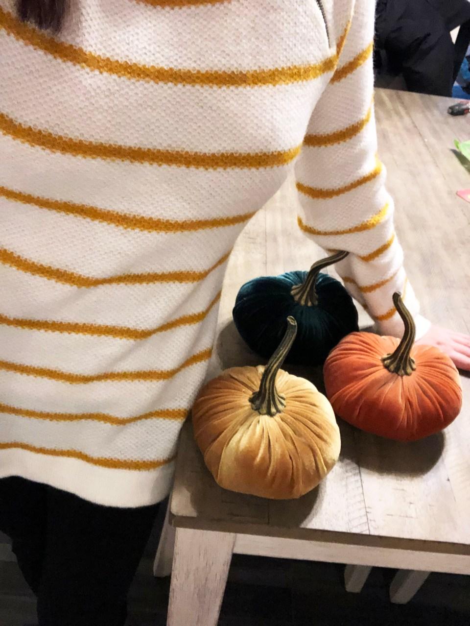Mustard Stripe Sweater 6