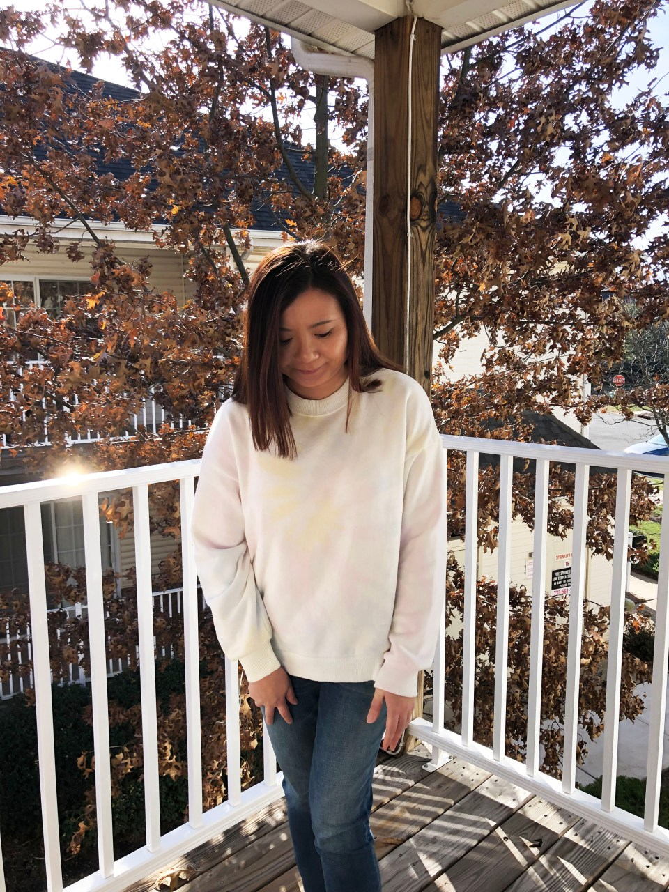 Tie Dye Sweatshirt 4