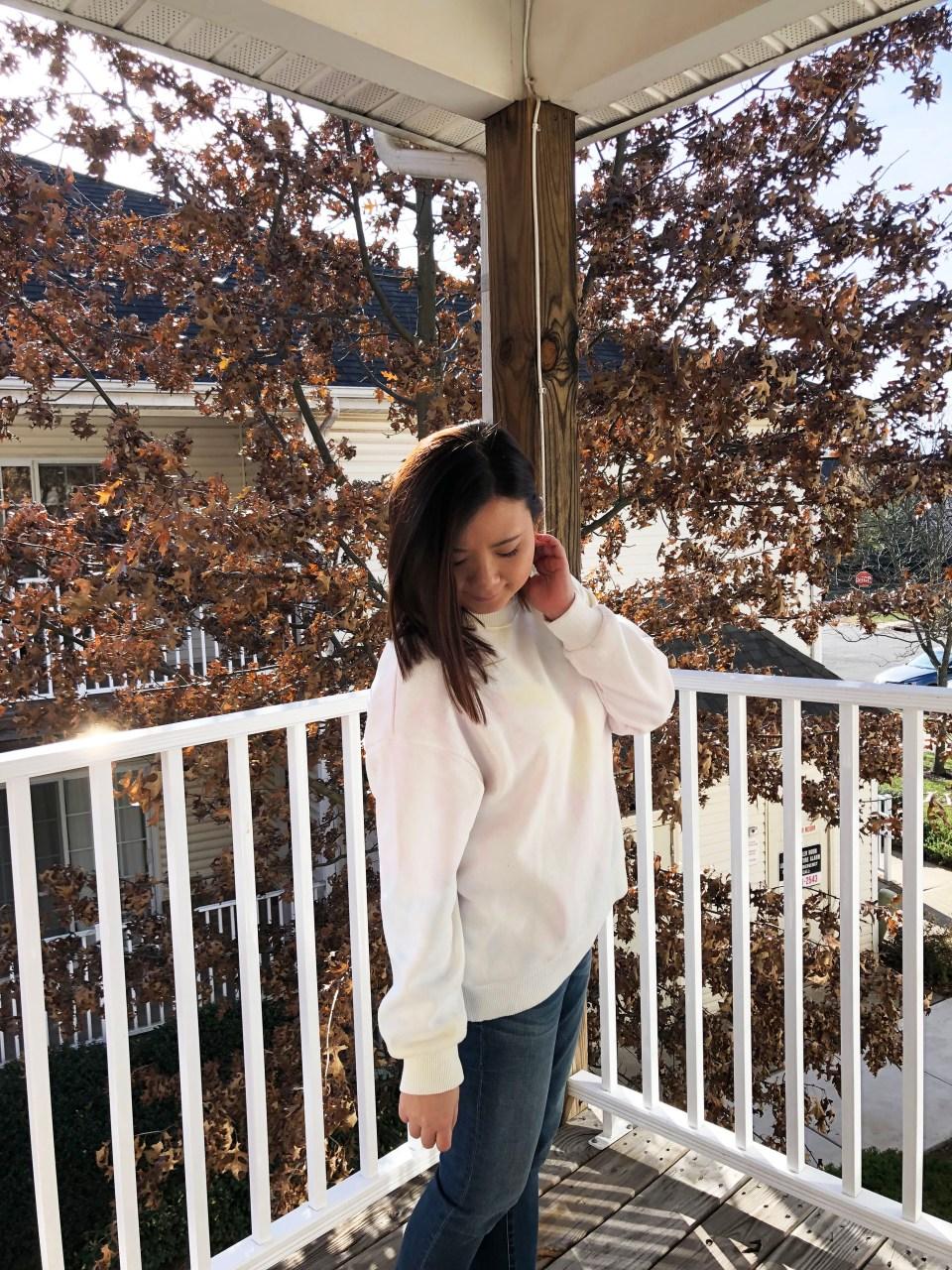 Tie Dye Sweatshirt 8