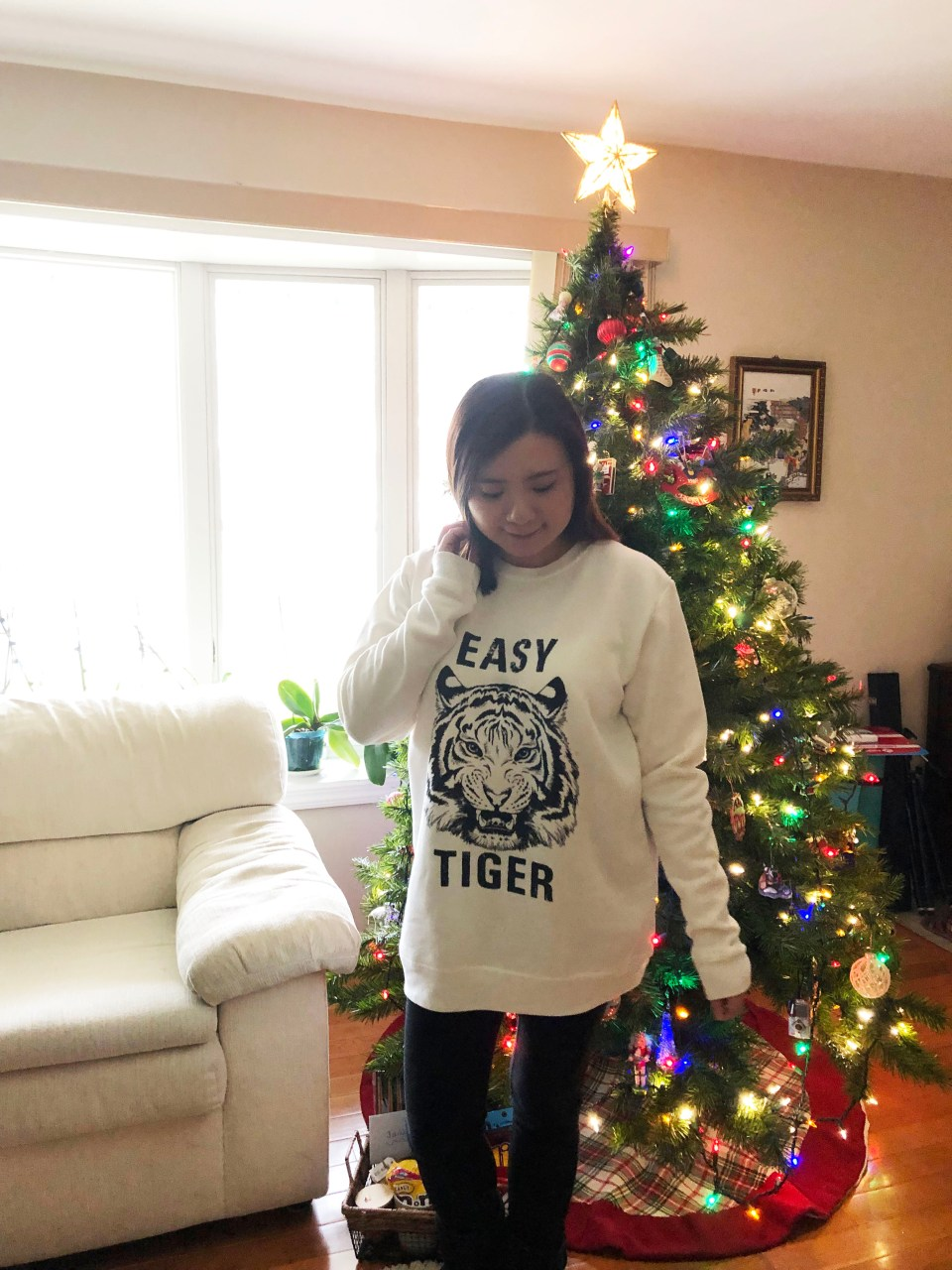 Easy Tiger Sweatshirt 2