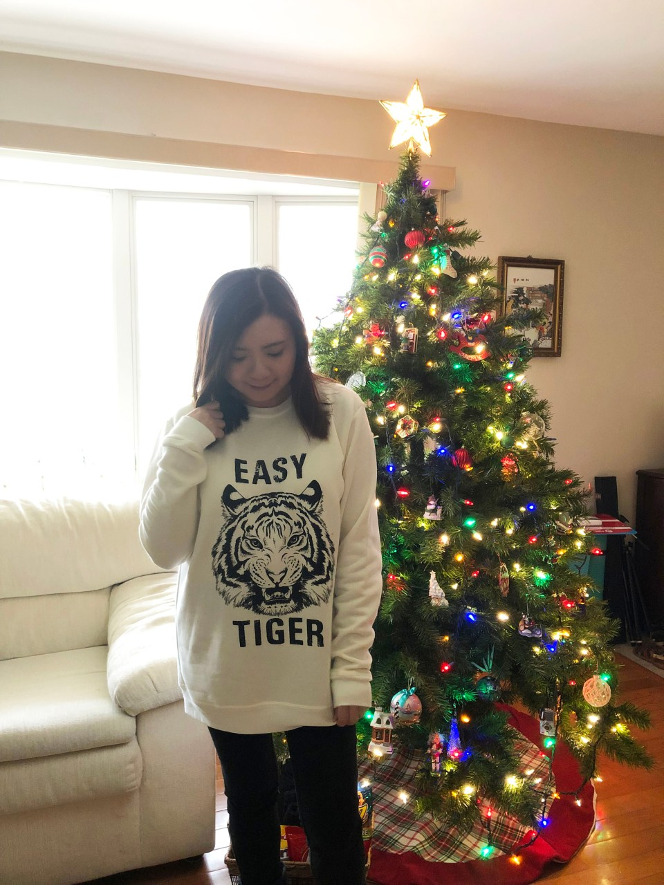 Easy Tiger Sweatshirt 4