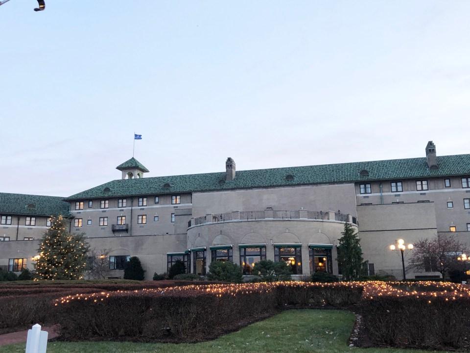 Hotel Hershey - Christmas 2