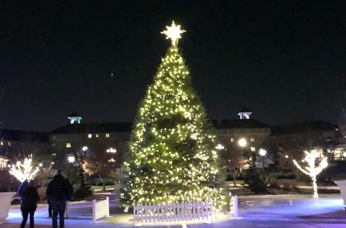 Hotel Hershey - Christmas