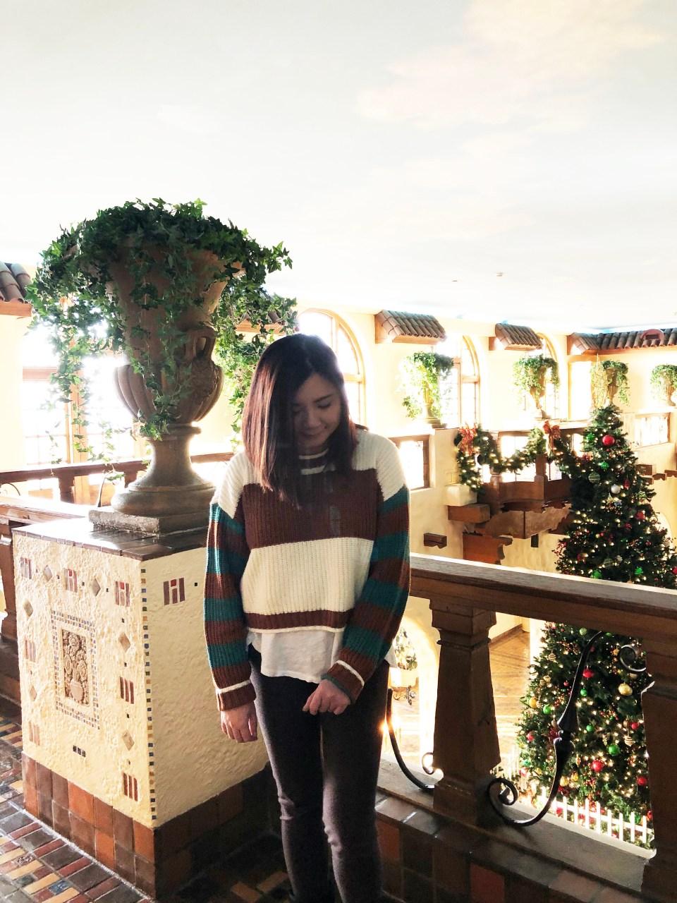 Mixed Stripe Boxy Sweater 5