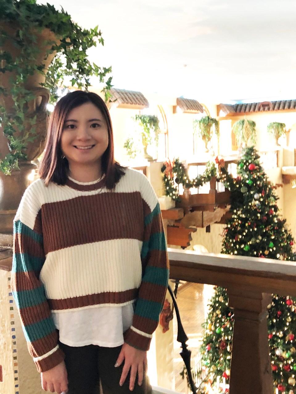 Mixed Stripe Boxy Sweater 9