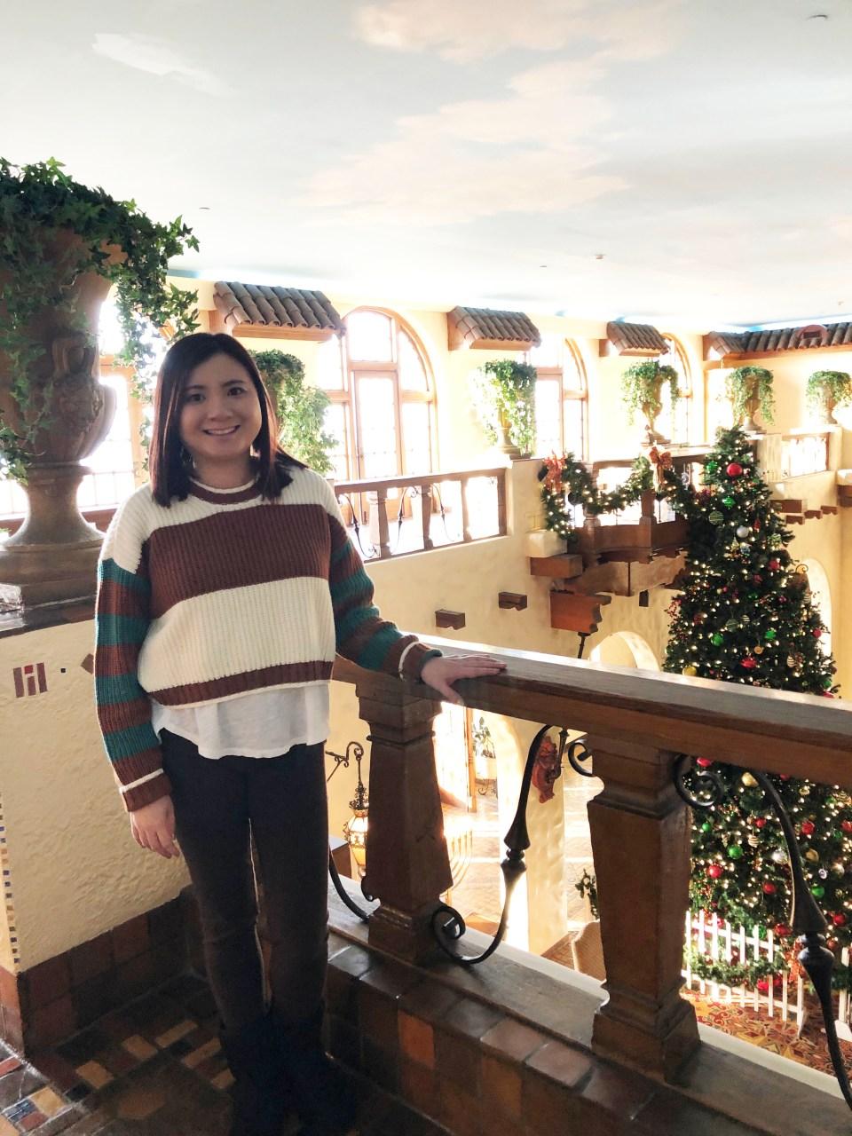 Mixed Stripe Boxy Sweater