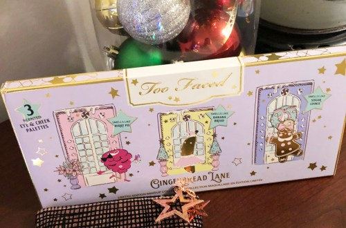 Too Faced & MAC holiday