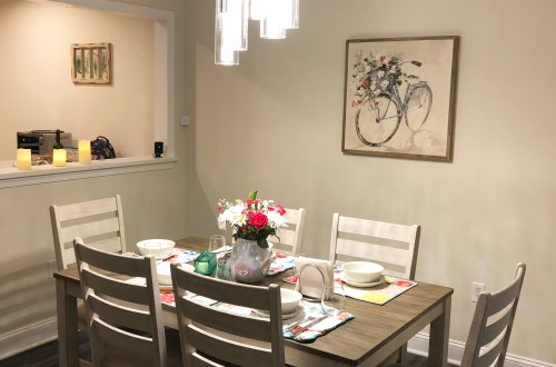 Dining Room Update