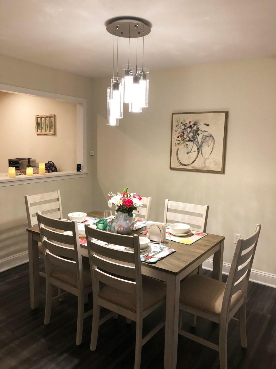 Dining Room Update 1