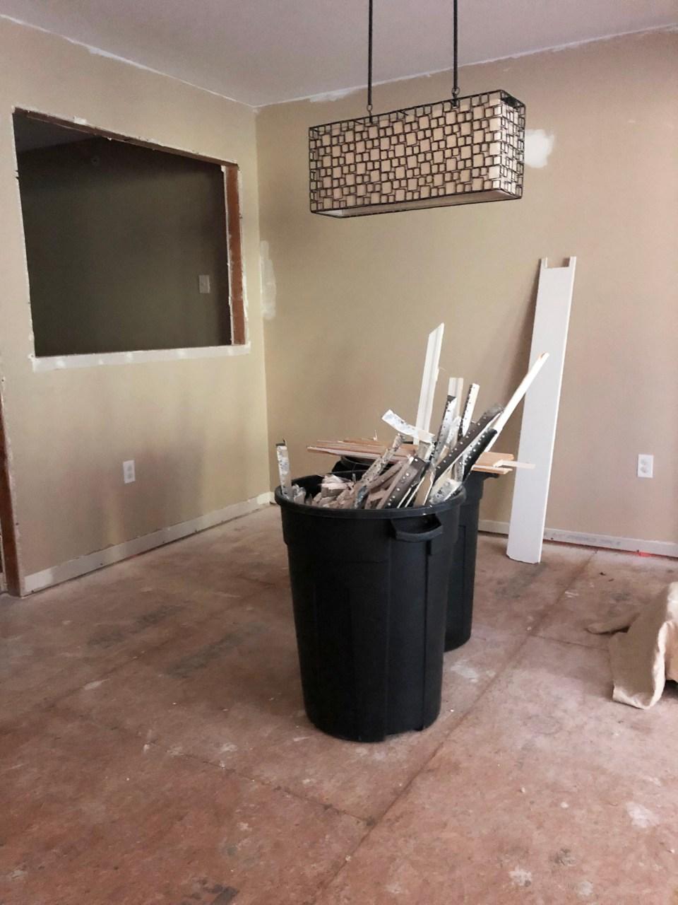 Dining Room Update 14